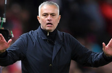 Text from Manchester United board reassured Mourinho over sacking reports