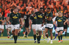 Erasmus: Springboks can win the World Cup after pushing All Blacks