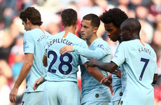 Chelsea maintain pressure on rivals with clinical defeat of Southampton