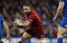 Murray already out, now Munster sweat after injury to another scrum-half