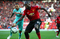 Togetherness key to United's fightback - Lukaku