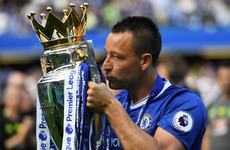 Former Chelsea captain John Terry announces his retirement