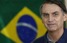 Far-right candidate Bolsonaro wins Brazil vote but not outright victory
