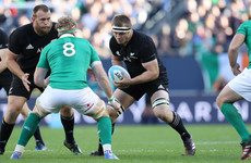 All Blacks flanker Sam Cane breaks neck, will miss Test against Ireland