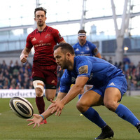 Gibson-Park's ankle a concern for Leinster but Larmour set for return