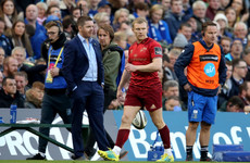 'I didn't think he would go down that easy,' says Earls on Lowe and Leinster's penalty try