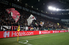 Juventus appeal 'unfair' stand closure for racist chants