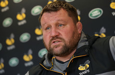 'We won't be favourites': Wasps hoping to have key players back for Leinster
