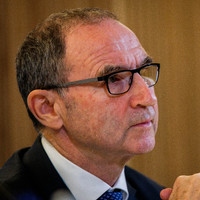 Martin O'Neill plays down questions about his future as Ireland manager