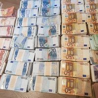 Cash and gold coins found during search over €3.5 million fraudulent claims