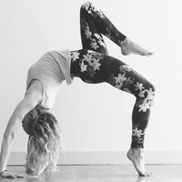 From the corporate sector to the world of yoga: How one woman overhauled her career