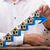Residential property prices have risen by 8.6% so far this year