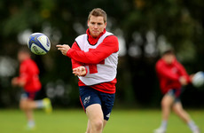 Munster add scrum-half Neil Cronin to Heineken Champions Cup squad