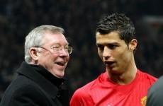 Ronaldo: I miss Manchester, and Alex Ferguson's good moods