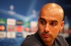 No doubts for Guardiola ahead of Chelsea tie