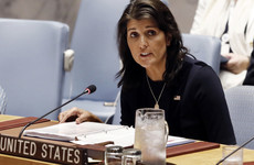 Nikki Haley, US Ambassador to the UN, resigns