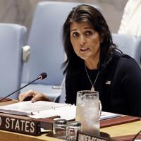 Nikki Haley, US Ambassador to the UN, resigns