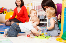Am I being a bad parent... by telling a playgroup mum to keep her toddler under control?