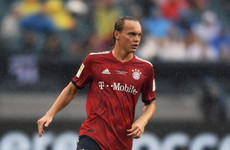 Bayern midfielder missing from Ireland U19 squad as he considers future