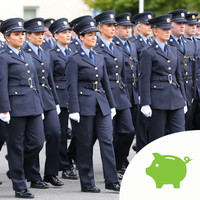 Gardaí to recruit 800 new officers with €60 million funding increase