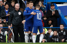 Barkley hopes 'inspirational' Hazard extends Chelsea stay amid Real Madrid links