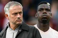 'I think he has done it on purpose': Pogba slammed by Saha over Mourinho comments