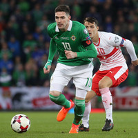 O'Neill 'disappointed' after Rangers striker rules himself out of Northern Ireland squad