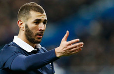 FFF chief suggests Benzema's France career is 'finished'