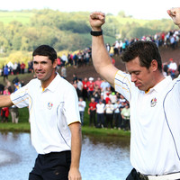 Westwood backs 'perfect candidate' Padraig Harrington for 2020 Ryder Cup captaincy