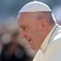 Pope Francis compares having an abortion to hiring 'a contract killer'