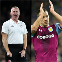 New era! Dean Smith and John Terry team up as Villa announce Bruce's replacement