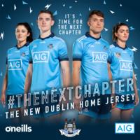 Dublin GAA unveil new jersey for the 2019 season