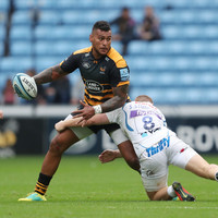 'What a joke': Wasps back row Hughes still suspended for Leinster trip as disciplinary panel delay decision