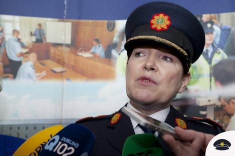 Former Garda Commissioner Nóirín O'Sullivan