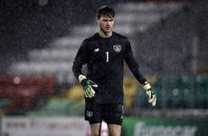 Ireland U21s lose out to Israel after Man United keeper's mistake