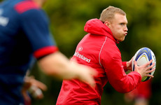 Munster relishing enormous challenge away to all-action Exeter