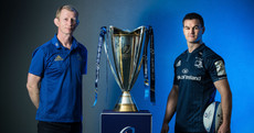 'We're just one of the teams chasing it again': Leinster hit reset in back-to-back bid