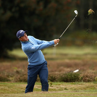 Defending champion Dunne makes solid start to British Masters as Fleetwood sits in three-way tie for the lead