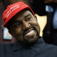 Kanye West tells Trump his MAGA hat makes him 'feel like Superman'