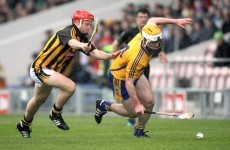 Taking stick: Clare not finished yet