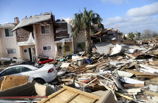 Search teams comb debris for victims of Hurricane Michael as death toll reaches five