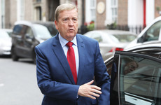 'Pat Breen asked a minister to meet a constituent and Naughten decided to go'