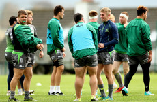 Two academy players included in Connacht squad for Challenge Cup opener against Bordeaux