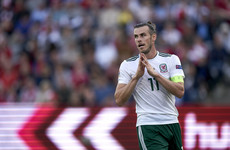 Giggs: Bale 'struggling' to be fit for Nations League trip to Ireland