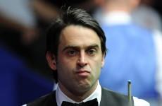 Snooker round-up: O'Sullivan beats Ebdon, as Perry hammers Dott