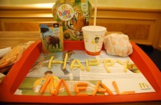 Not-so-Happy Meals: San Francisco bans fast food toys
