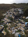 'This is disgraceful': Hundreds of cans of Tennants illegally dumped in Donegal