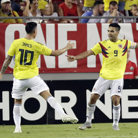 James Rodriguez hit an absolutely filthy goal in Colombia's win over the US
