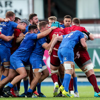 Leinster A seal place in Celtic Cup final with seven-try win over Munster