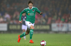 Keohane scores after just 91 seconds as Cork City ease to three points against Limerick